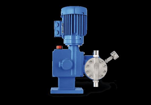 ecosmart® diaphragm metering pump | LEWA