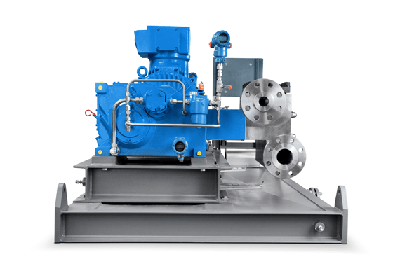 High-pressure Plunger Pumps for Heavy Duty Operations | LEWA